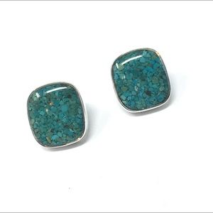 🌷🌻❤️JUST LISTED❤️🌻🌷Vintage Turquoise Earrings